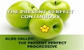 Present Perfect Continuous tense in English